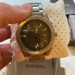 Men's Diesel Watch - Stainless Steel